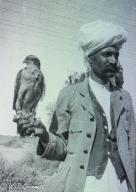 Falconer, Ambala, India, 1917