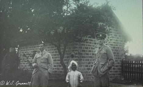 At Ambala, India, 1917