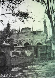 Temple, near Ambala, 1916/17