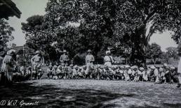 The School of Musketry, Pachamari, India, 1918