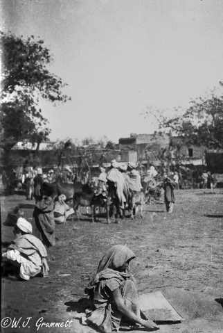 Ambala City Bazaar, 1916/17
