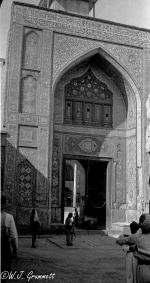 Main Gate, Al Khadimiya Mosque, Baghdad, Mesopotamia, 1917