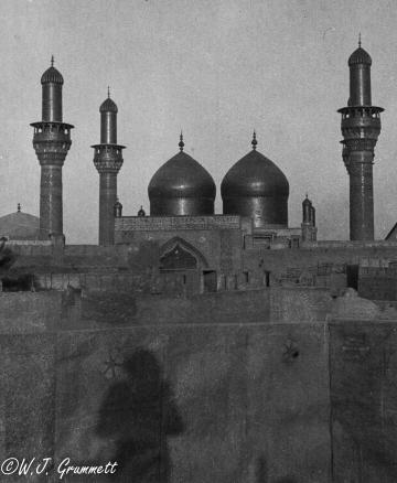 Al Khadimiya Mosque, Baghdad, Mesopotamia, 1917 (2)