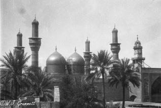 Al Khadimiya Mosque, Baghdad, Mesopotamia, 1917 (3)