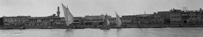 Baghdad, Mesopotamia, 1917/18
